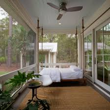 day bed in barge landing palmetto bluff lowcountry