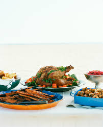 15 thanksgiving day menus sunset magazine