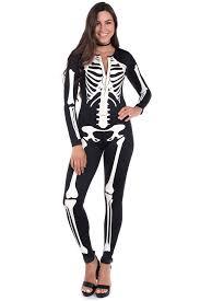 Skeleton Costume Skeleton Bodysuit Costume Costume Tipsy Elves