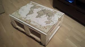 Diy World Map by Diy World Map Pallet Coffee Table Album On Imgur
