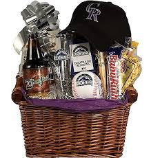 baseball gift basket diy gift baskets today s every