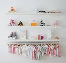 wall shelf for baby room