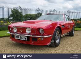 vintage aston martin vintage red aston martin stock photo royalty free image