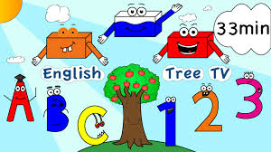 colors numbers abc phonics fruit shapes nursery rhymes