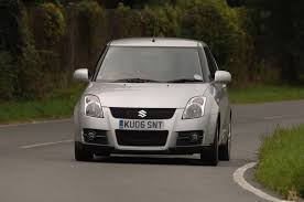suzuki swift sport 2006 2011 driving u0026 performance parkers