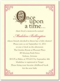 the castle herald archive vintage baby shower invitations