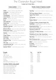 martini bar menu drinks menu tel 01474 362221