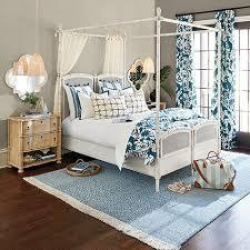 stephanie cane canopy bed ballard designs