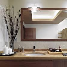 Framed Mirrors Bathroom Mirror Design Ideas Astounding Lowes Wood Framed Mirrors For