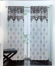 Moroccan Print Curtains Moroccan Curtains Ebay