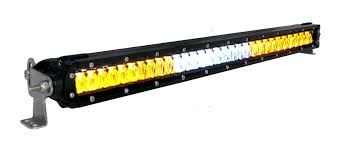 30 inch led light bar sierra led lights revolutionary dual amberwhite led