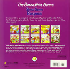 amazon com the berenstain bears show some respect berenstain