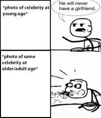 Adult Meme Generator - cereal guy blank meme template imgflip