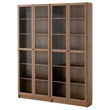White Wood Bookcase Canada Ashley Furniture With Doors Solid