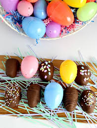 easter peanut butter eggs peanut butter eggs the baker