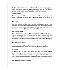 exle of a formal business letter 12 trip report templates free sle exle format download