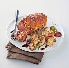 cuisiner les magrets de canard recette magrets en croûte de noix et cèpes en persillade
