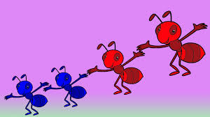 ant colors kids learn draw u0026 coloring children ant