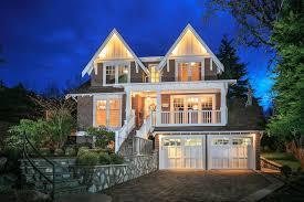 classic cedar shingle residence british columbia luxury homes