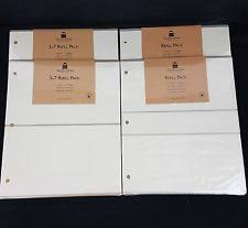 gallery leather photo album gallery leather classic album refills for 5 x 7 photos ebay