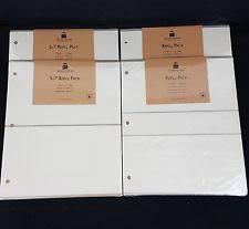 3x5 photo album gallery leather classic album refills for 5 x 7 photos ebay