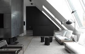 a modern loft conversion in vienna design milk