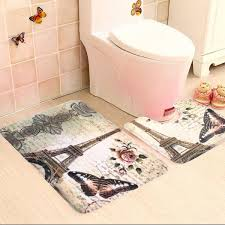 Paris Themed Bathroom Sets by Delectable 60 Carpet Bathroom Decor Design Ideas Of Best 20