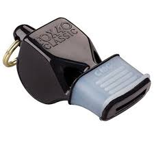 amazon com fox 40 classic whistle with mouth grip coach and
