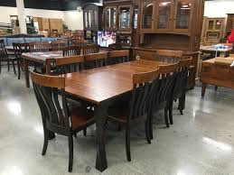 Amish Dining Room Set Amish Dining Room Tables For Sale Best Gallery Of Tables Furniture
