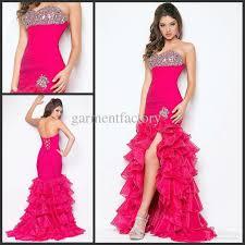 2014 new corset mermaid prom dresses sweetheart neckline