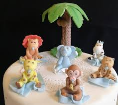 jungle baby shower cakes jungle caketoppers jungle baby shower safari baby shower safari