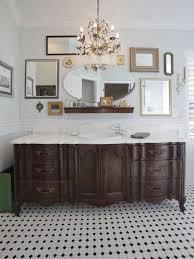 Bathroom Great Best  Dresser To Vanity Ideas Only On Pinterest - Bathroom cabinet vintage 2