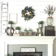 Rustic Mantel Decor Mantle Ideas Fireplace Stone Pictures Design Over U2013 Apstyle Me