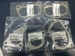subaru wrx turbo location amazon com genuine subaru exhaust gasket kit turbo manifolds up