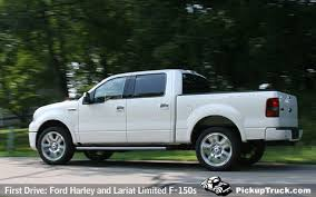 2008 ford f150 limited pickuptruck com drive 2007 ford harley davidson f 150 and