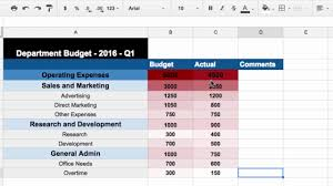How To Make Budget Spreadsheet How To Make The Perfect Budget In Google Sheets Youtube