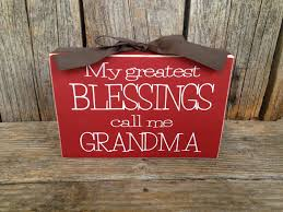 Blessings Home Decor by Grandmother Gifts Gift For Grandmother Gifts For Her Gift