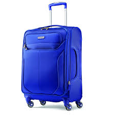 United Airlines International Baggage Allowance by 21 Spinner Blue Jpg