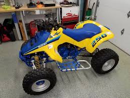 powersportslog find suzuki all terrain vehicles atvs for sale