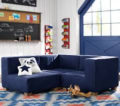 Pottery Barn Teen Couch Payton Play Sectional Pottery Barn Kids