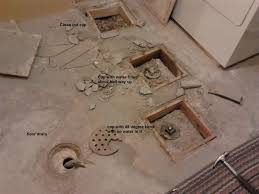where to tie in drainage for my basement sink terry love