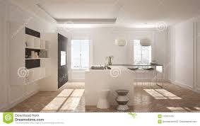 Modern Kitchen Sets In Gray Modern Kitchen Furniture In Classic Room Old Parquet Minimalis