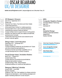 Ux Resume Template Stunning Ux Designer Resume Contemporary Simple Resume Office