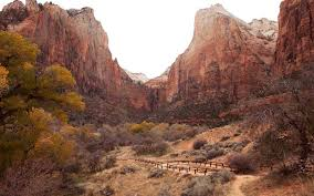 Zion National Park Thanksgiving What To See And Do In Zion National Park Travel Leisure