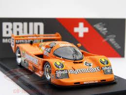 Ck Modelcars Cap 04311019 Porsche 962 5 Jägermeister Brun