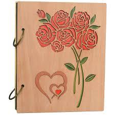 4 6 photo albums heart roses photo album 4x6 photo book albums hold 120