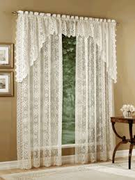 Balloon Shade Curtains Lace Curtains Hopewell Lace Curtain Panel Lace Balloon Shade