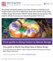 king cake where to buy dessert archives baton