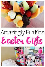 unique food gifts amazingly kids easter gifts a easter with these