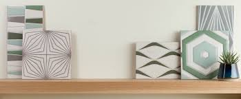 handpainted tile collections fireclay tile